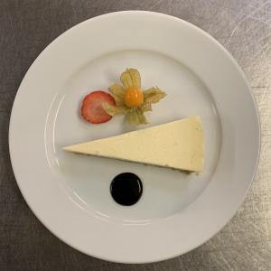 Citronový cheesecake New York